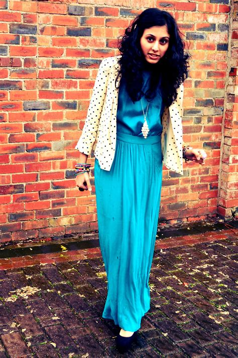 Iffa Maxy 2 iffa a new look turquoise top new look tuquoise maxi