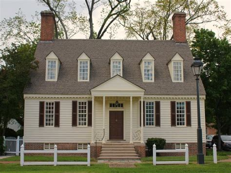 House Plans Colonial by Colonial Williamsburg Style House Colonial Williamsburg