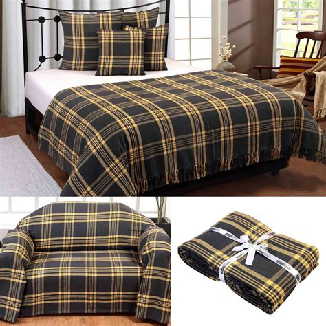 throws for large sofas cotton extra large tartan throws for sofas bed throw