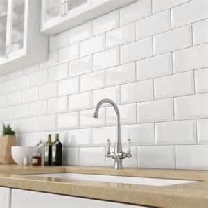 white metro tiles buy metro gloss white tiles