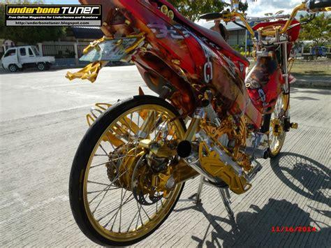 Underbone Nui Bikes Msato 3 Cb 150 underbone tuner modified honda xrm125