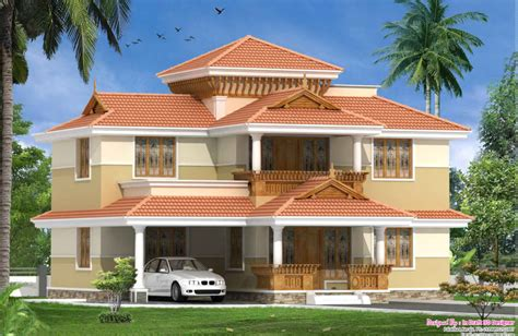 home design beautiful house designs keralahouseplanner home designs beautiful home design in