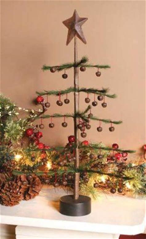 primitive artificial christmas tree ebay