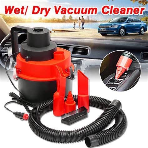 Vacuum Cleaner Di Yogyakarta caricatore portatile dell automobile portatile dell automobile vano bagnato da 12v bagnato