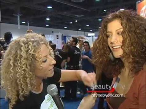 devacurl cutting technique how to cut curly hair with deva curl beauty tv youtube