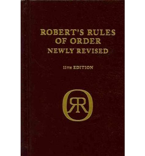 robert s of order books robert s of order henry m robert 9780306820229