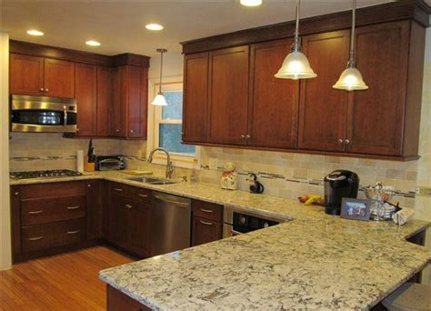 Houzz Kitchen Backsplashes Backsplash Houzz 7 Kitchens With Cambria Praa Sands
