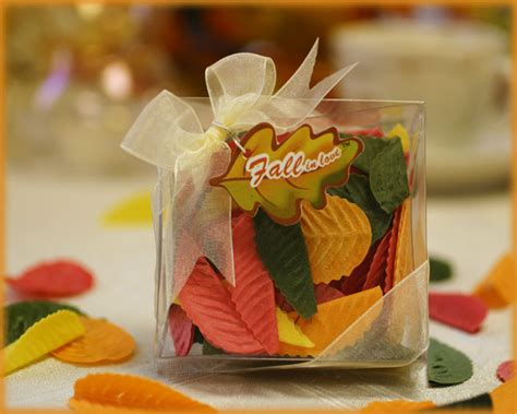 Wedding Favors For Fall by Wedding Styles Inspired By Autumn My Big Engagement