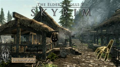 skyrim how to buy a house in riverwood skyrim wallpaper riverwood by redryk7 on deviantart
