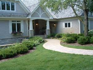 front yard entryway curb appeal ideas for your home landscape