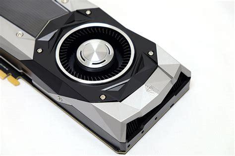 In Pictures Nvidia Geforce Gtx 1080 The New Single Gpu