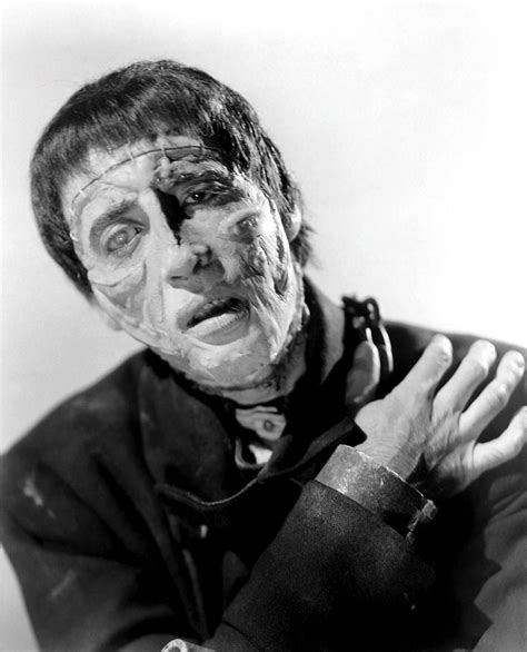 The Curse Of Frankenstein Christopher Lee Actors You
