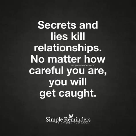 8 Reasons Not To Lie To Your Spouse by Best 25 Relationship Lies Quotes Ideas On