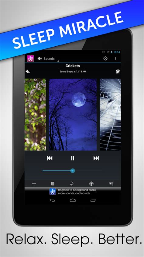 white noise app android 5 great android sleep apps to help you get a s rest