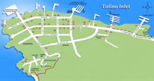 tofino canada map map for ucluelet bc canada and ucluth peninsula
