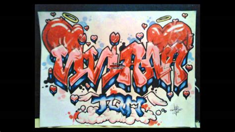 imagenes que digan viviana blackboook graff viviana youtube