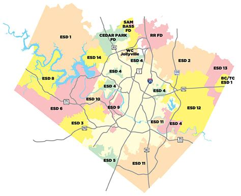 where is travis county on a map support the complicated system that is the