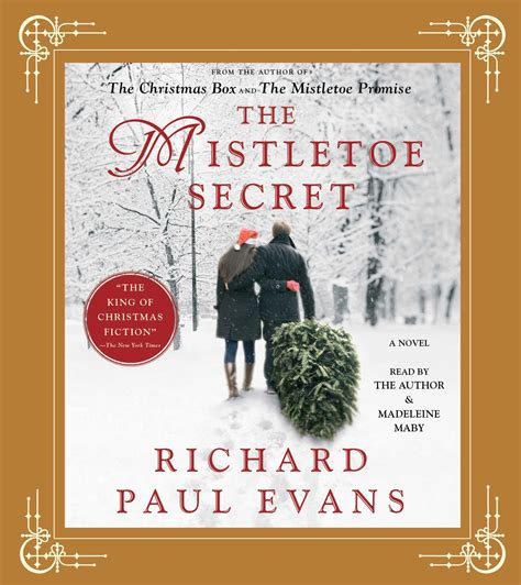 best the mistletoe cattleman s club books mistletoe secret audiobook on cd by richard paul