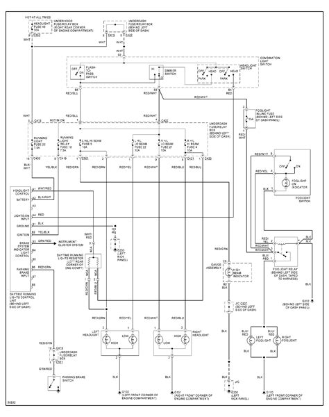 1998 honda civic wiring diagram 1998 free engine image