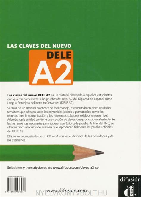talk spanish complete book cd pack almudena sanchez las claves del nuevo dele a2 libro con cd mp3 nyelvk 246 nyv forgalmaz 225 s nyelvk 246 nyvbolt