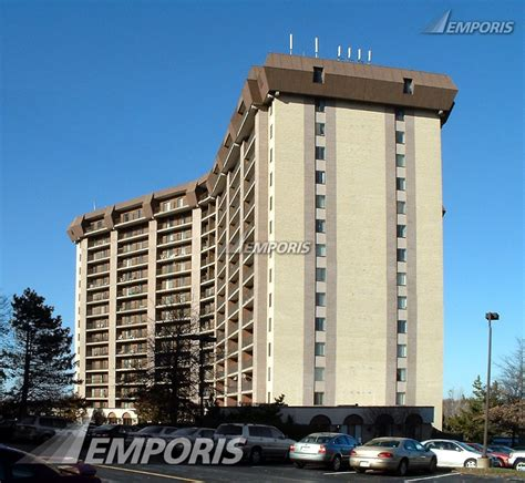 High Rise Apartments In King Of Prussia Pa Valley Forge Towers King Of Prussia 128461 Emporis
