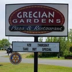 Grecian Gardens Clifton Park Ny by Grecian Gardens Pizza Restaurant 14 Photos 39 Reviews Pizza 1612 Rt 9 Clifton Park