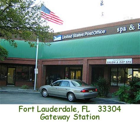florida post offices