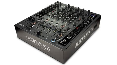 Mixer Allen Heath Second allen heath xone 92 dj mixer