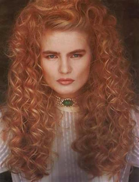 www 1980 s curly hairsyles 1980s the period of women s rock hairstyles boom