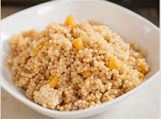 Ask An Expert: Is Couscous Healthy? | Food Network Healthy ... Israeli Couscous Nutrition Facts
