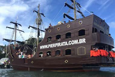 barco pirata itapema pier porto das 193 guias itapema sc passeios de barco