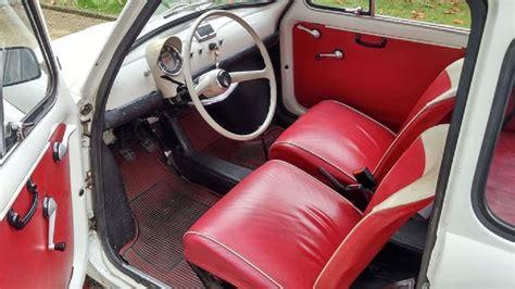 fiat 500 f interni 1968 fiat 500 f recently restored italian