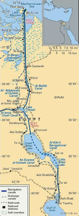 middle east map suez canal middle east britannica