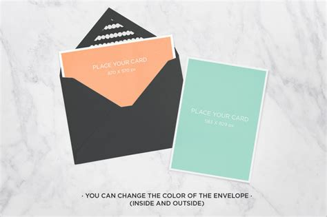 envelope business card template a5 greeting card template psd revizionchase