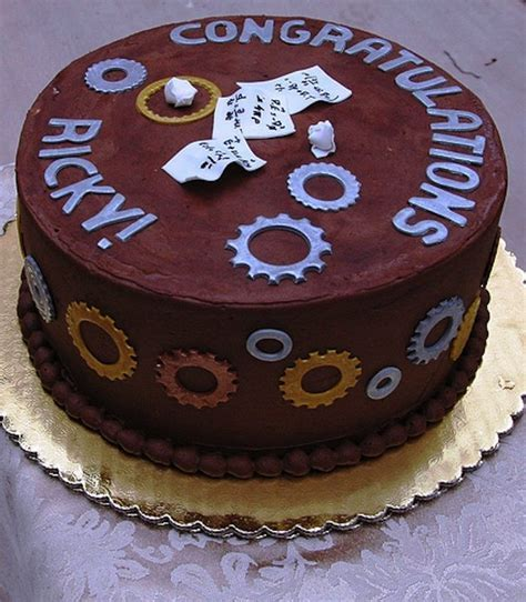 8 best Engineer Cakes images on Pinterest   Graduation