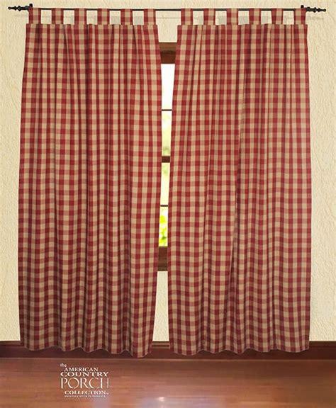 checked curtain panels kitchen tab top curtains grosir baju surabaya
