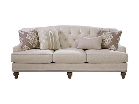 paula deen by craftmaster living room sofas p744950bd