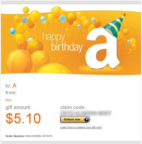 Amazon My Gift Card Balance - how to spend the remaining balance on cash gift cards