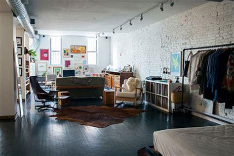 wohnideen new york style vintage wohnzimmer loft in new york wohnideen einrichten