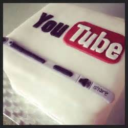 youtube themed cake things that make me smile pinterest youtube themed cakes and cakes
