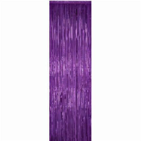 next curtains purple purple metallic fringe curtians 8 metallic purple fringe