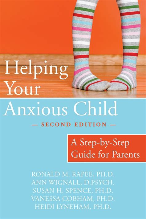 how to help a with anxiety does your child anxiety not sure how to help join a parent book fred c