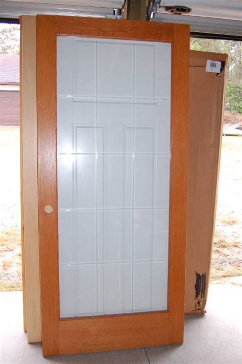 Privacy Glass Doors Interior by Decorative Glass Interior Door Probuild Liquidation Sale K Bid