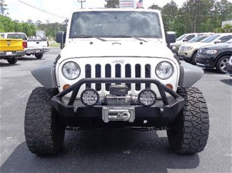 Jeep Wrangler Unlimited Gear Ratio Sell Used 4wd Unlimited X Suv 3 21 Axle Ratio 4 Wheel Disc