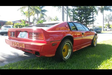 1980s lotus stuck in the 1980s well how about a lotus esprit