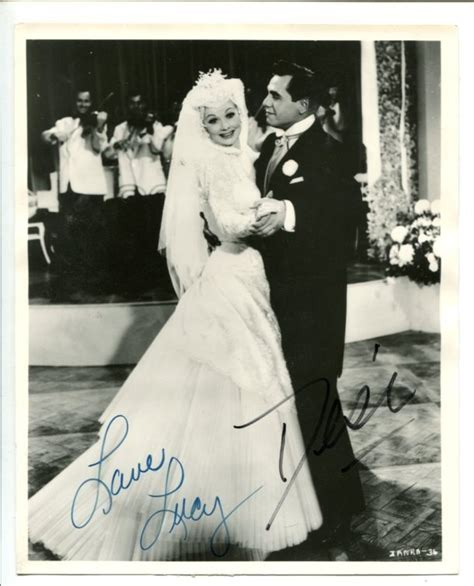 lucille ball s death certificate cause of death was acute lucille ball desi arnaz i love lucy rare signed autograph