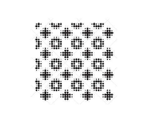 techno pattern vector pack cross dot hexagon patterns