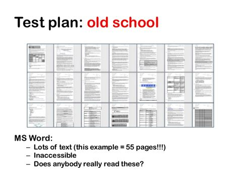 test plan template agile mind maps tutorial agile testing days