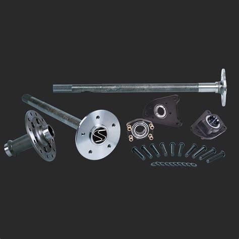 alloy axle spool package eliminator kit wheel studs