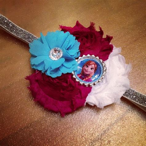 Headband Top Baby Frozen 93 best frozen headband bow images on frozen headband boutique hair bows and hair